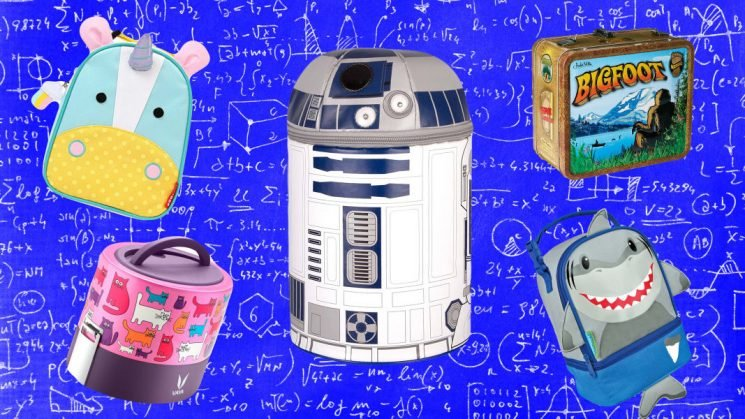 Unique Lunch Boxes That Will Make Your Kids Excited to Go Back to School