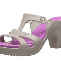 High-heeled Crocs are next-level hideous