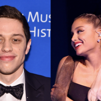 Fans Think Ariana Grande & Pete Davidson Dropped A MAJOR Hint About Their Wedding Date