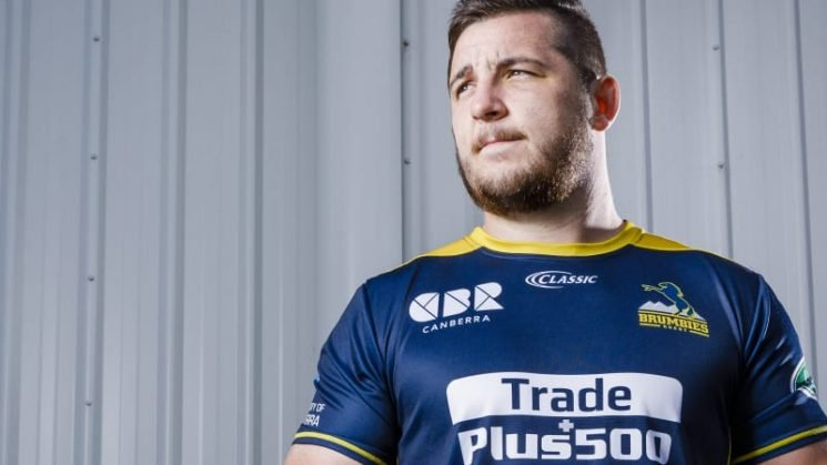 McInerney was 'embarrassed' before getting second chance at Brumbies