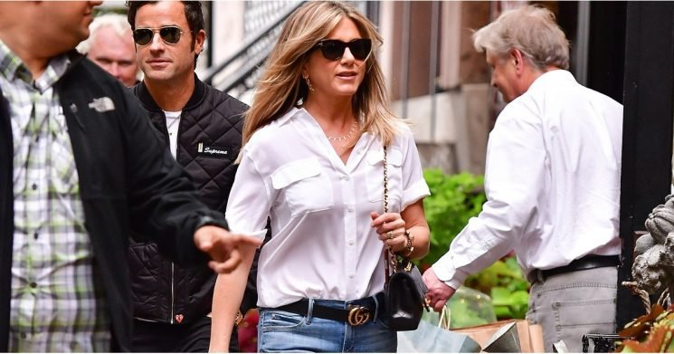 Jennifer Aniston's Handbags Are Like Good Friends — She's Got a Go-to For Every Situation