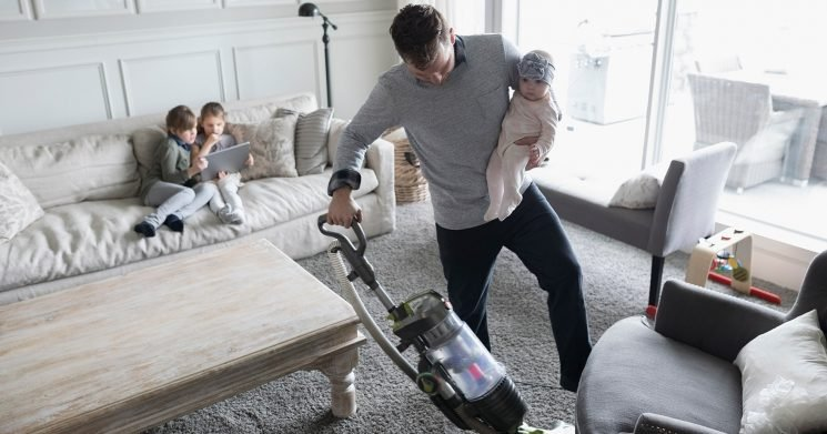 Brad Kearns Reminds Dads Work Doesn't End When They Leave Office