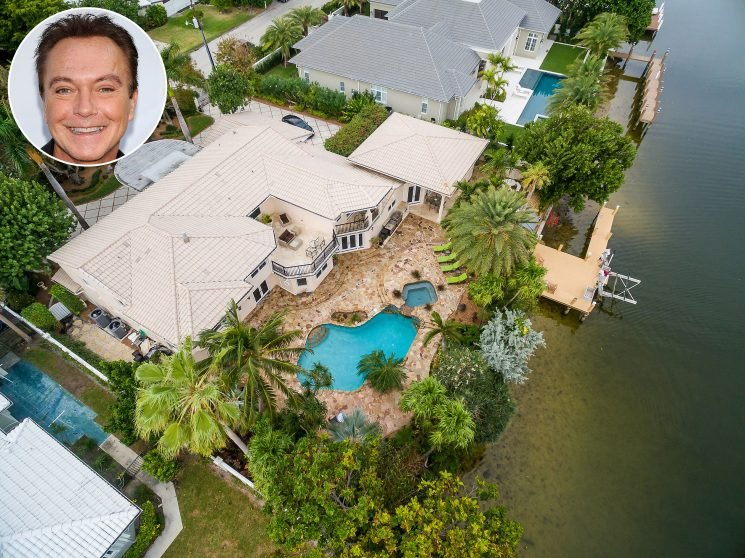 David Cassidy's Former Florida Home on Sale for $3.9 Million: 'He Lived There Up Until' His Death, Says Realtor