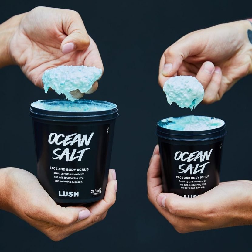 Lush Is Now Selling It's Most Popular Products In HUGE Containers — And That Includes Sleepy