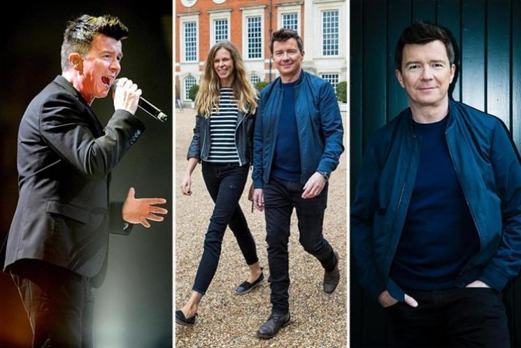 Singer Rick Astley chats Rickrolling, meeting Ozzy Osbourne and maintaining his quiff