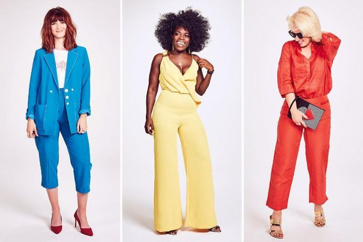 Our fashion team is going bold in head-to-toe brights and embracing the heatwave with this summer's hottest trends
