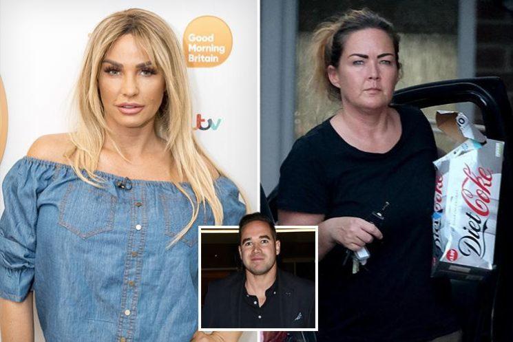 Katie Price's ex-nanny Nikki Brown set to 'admit she did have sex with Kieran Hayler' in court battle next month