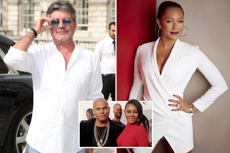 Simon Cowell hands Mel B £1m lifeline with contract for an America's Got Talent Champions special