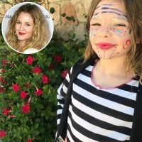 Drew Barrymore Says Her Daughter Olive, 5½, 'Could Play with Makeup All Day Long Every Day'