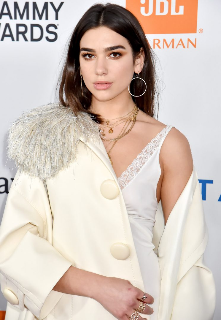 Dua Lipa Calls Out United Airlines Flight Attendant Over Handling of Her Sister's Peanut Allergy