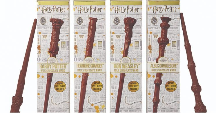 Wands and House Crests and Creatures, Oh My! These New Harry Potter Treats Are Perfect For Any Fan