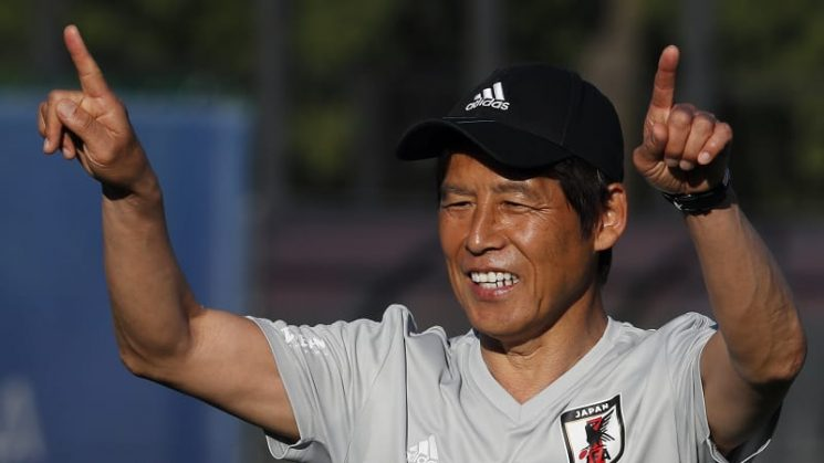 Japan's fresher legs give them a chance: coach