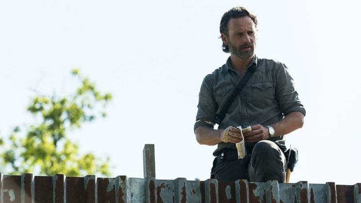 Why 'The Walking Dead' Is Losing Its Biggest Star