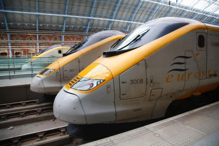 Eurostar rival Getlink announces cheap train service from London to Paris costing up to a THIRD less – but trains will be slower