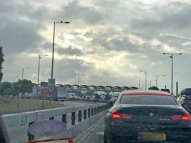 Third day of Eurotunnel chaos as passengers face massive five hour delays due to scorching conditions