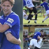 Everton in record 22-0 pre-season victory as Silva era gets off to perfect start
