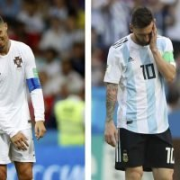 Headline acts Messi and Ronaldo bid farewell to World Cup