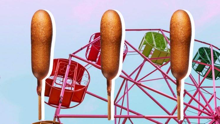 The Craziest Fried Fair Foods