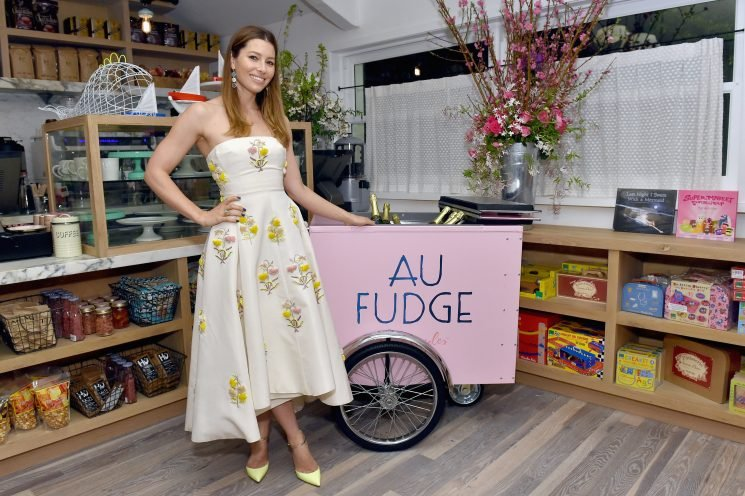 Jessica Biel's Kid-Friendly Restaurant Au Fudge Closes After Two Years