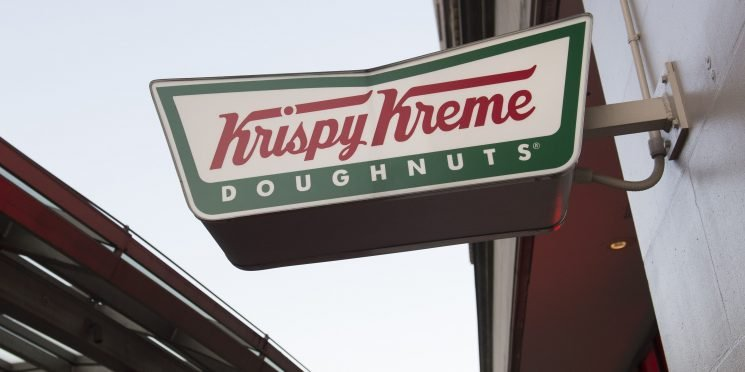 It Sure Looks Like Krispy Kreme Is About to Start Selling Delicious Cookies
