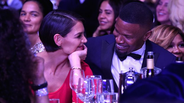 Photographic Evidence that Katie Holmes and Jamie Foxx Are Still Together