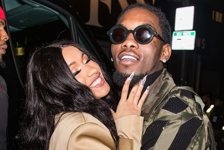 Cardi B and Offset host extravagant baby shower