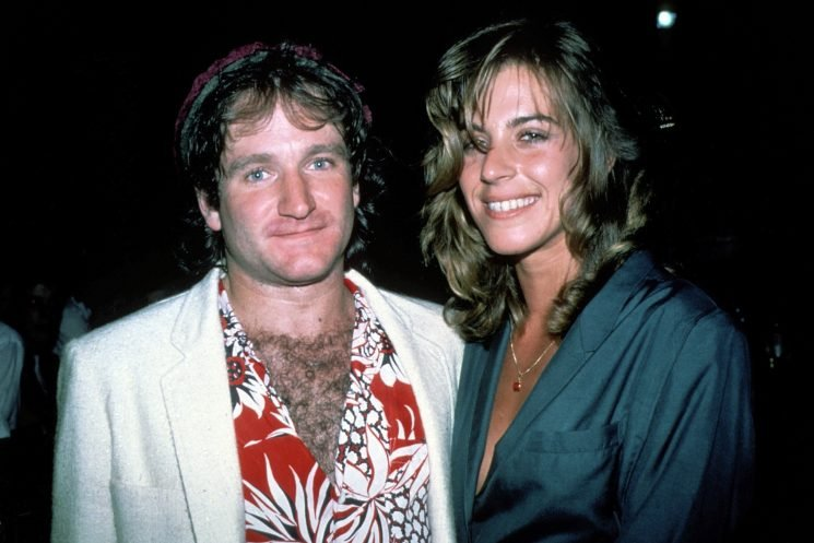 Robin Williams' first wife says she allowed his infidelity