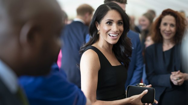 Even Meghan Markle's Signature Has Changed Since She Joined the Royal Family