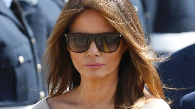 Is Melania Trump Taking Style Cues from Meghan Markle?