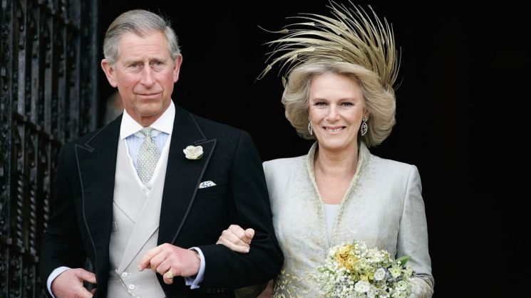 Duchess Camilla Just Revealed Prince Charles' Fave Food, & It's So Relatable