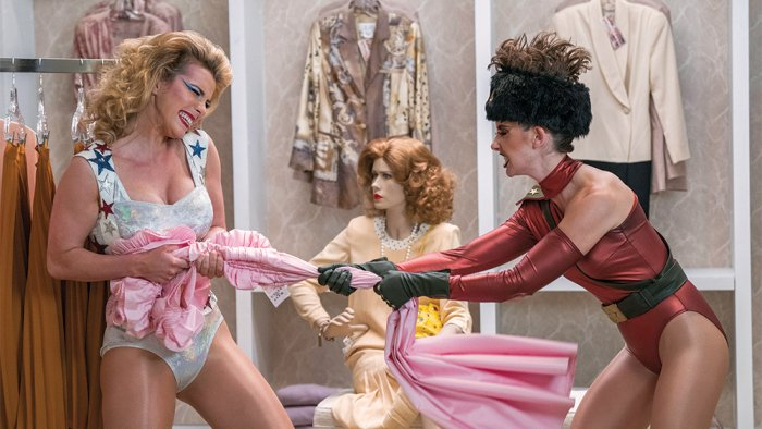 'GLOW' Costume Designers on Revisiting the Flashy, Colorful '80s