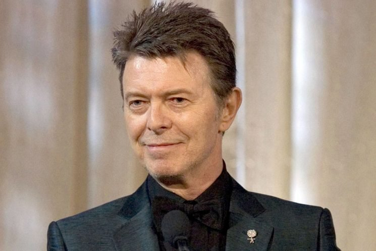 David Bowie's first studio recording to be auctioned off
