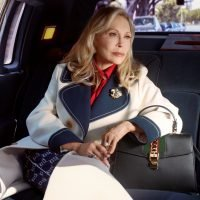Faye Dunaway, 77, stars in new Gucci campaign