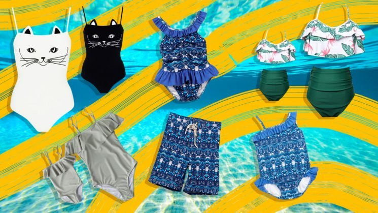 The Best Mom-&-Me Swimsuits of the Season