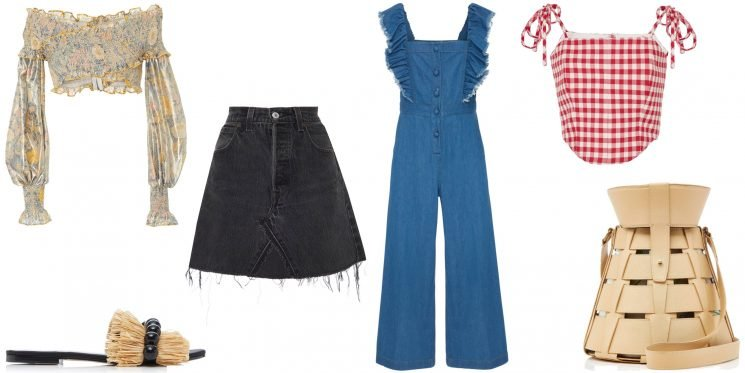 Moda Operandi Is Having An 80% Off Sale On Some Seriously Good Summer Pieces
