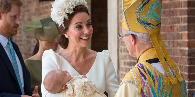 Kate Middleton Brought Prince George to School the Day After Giving Birth