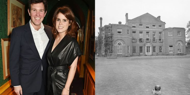 Princess Eugenie's Royal Wedding Reception Venue Is Nothing Like Meghan and Harry's