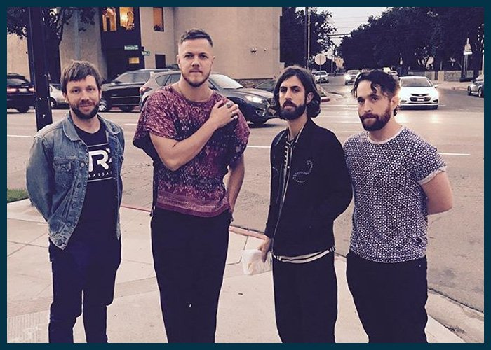 Imagine Dragons Frontman Says He's Pain Free Thanks To New Trainer