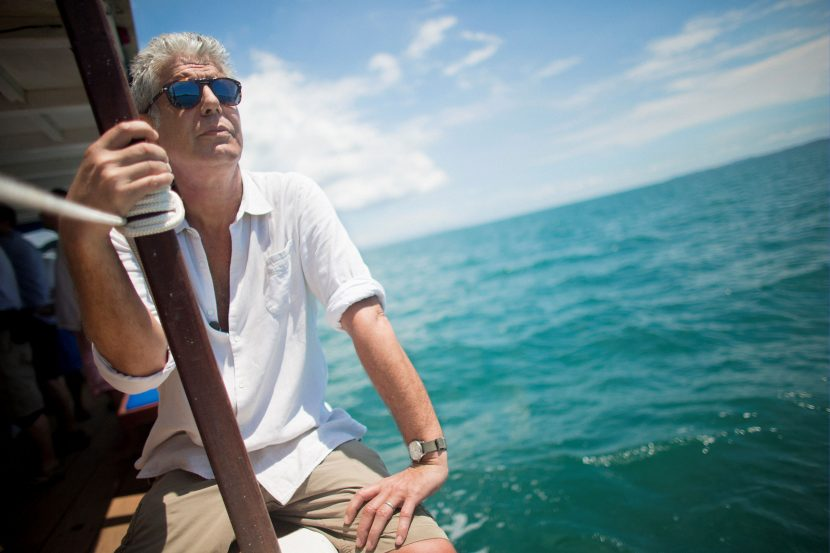 Anthony Bourdain's Parts Unknown Nominated for 6 Emmy Awards After Chef's Death