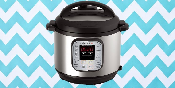 The Life-Changing Instant Pot Is 41% Off for Amazon Prime Day