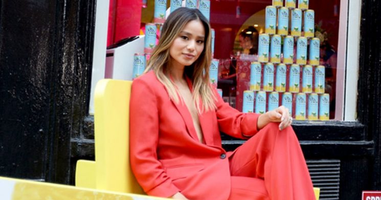Jamie Chung Shares Her Easy Fitness Tricks