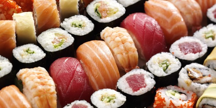 How Much Sushi Is It Safe To Eat Per Week?