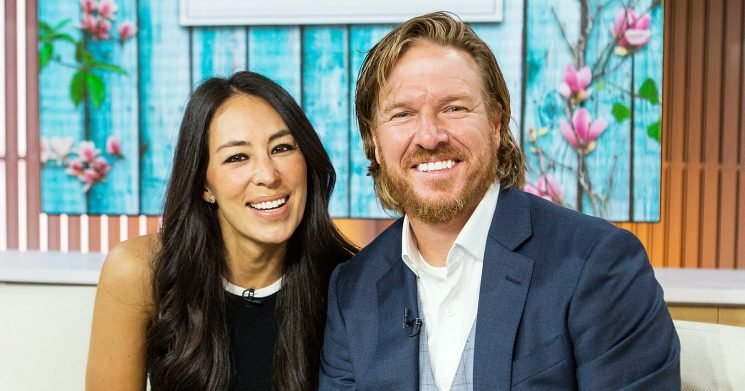 Joanna Gaines Shows Off Crew's Baby Nursery