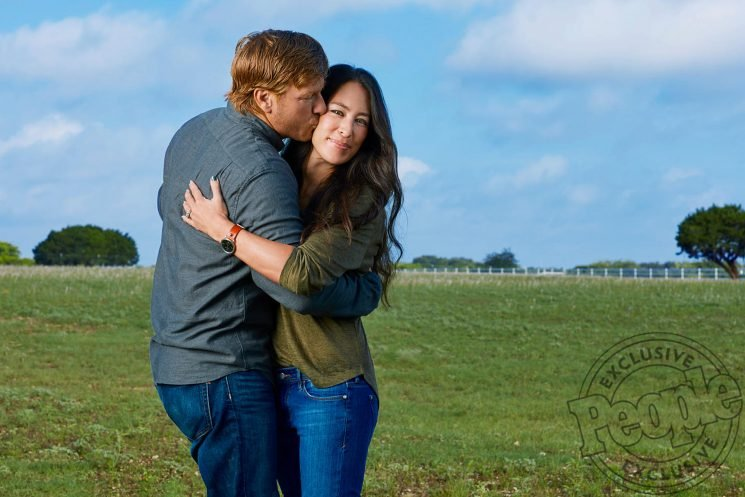 Joanna Gaines Shares the Tradition Chip Is Continuing with Newborn Son Crew — See the Photo