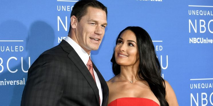 Watch the Moment Nikki Bella and John Cena Called off Their Wedding