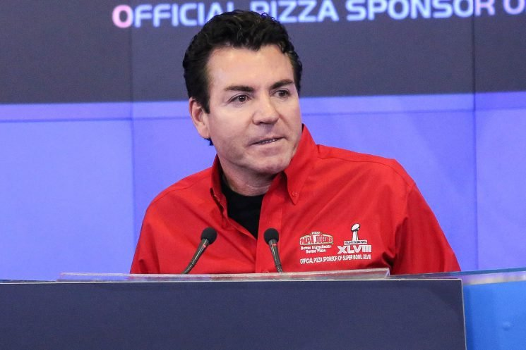 Papa John's Founder Apologizes for Using N-Word on a Conference Call