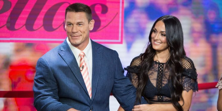 Nikki Bella Finally Set The Record Straight About Her Relationship With John Cena