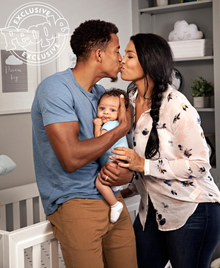 Jordin Sparks' Designer (and Cousin!) Opens Up About the Singer's 'Timeless and Classy' Nursery