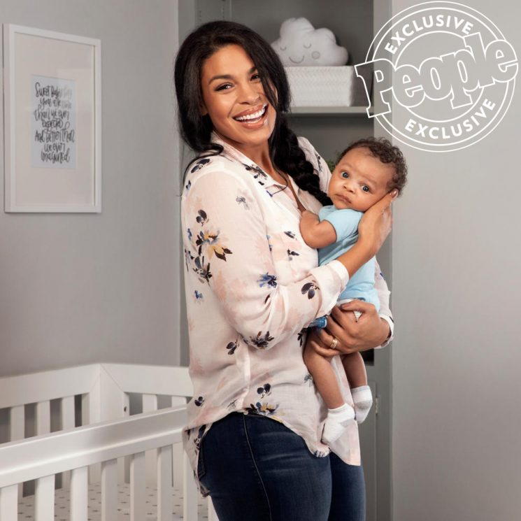 Meet Jordin Sparks' Son DJ! Why She Chose Natural Birth and How Her Husband Dana Isaiah Helped