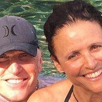 Julia Louis-Dreyfus, 57, Looks Gorgeous In Bikini After Cancer Battle — See Pics
